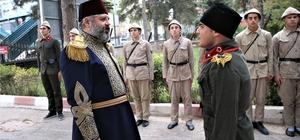 Gazi Osman Paşa karakterini on beşliler karşıladı