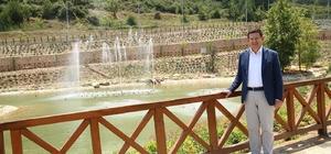Ornaz Vadisi'ni ilk sezonda on binlerce kişi ziyaret etti