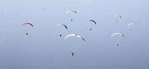 19'uncu Uluslararası Ölüdeniz Hava Oyunları Festivali başladı