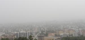 Toz bulutu Adıyaman'da etkisini sürdürüyor