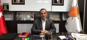 """İl Başkanı Mehmet Dağtekin: """"İktidar sorumluluğu olan bir partiyiz"""""""