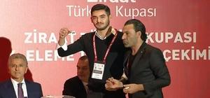 Denizlispor kupada Sivas Belediyespor ile eşleşti