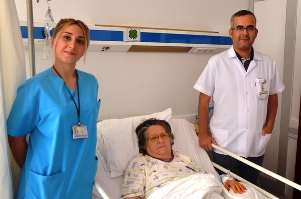 ADÜ Tıp Fakültesi Hastanesi Aydın'da bir ilki daha gerçekleştirdi El sırtından 'Koroner Anjiyografi İşlemi' Aydında ilk defa gerçekleştirildi