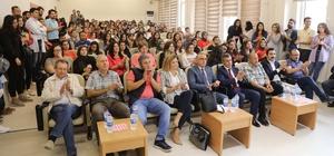 GAÜN'de dünya gıda günü etkinliği düzenlendi