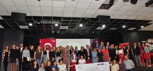 Milas'ta 'Sanatla Bağlan Hayata'  projesi gerçekleştirildi
