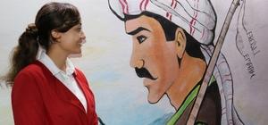 İpekyolu Belediyesi, 'Ercişli Emrah Sokağı'nı hizmete açtı