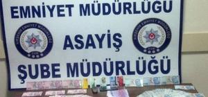 Kırşehir'de telefon dolandırıcılarına operasyon