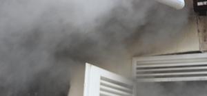 Antakya'da bir ev kundaklandı, ev sahibi eşinden şüphelendi