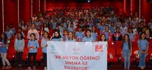 Aydın'da 15 bin 379 öğrenci sinema ile buluşacak