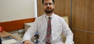 """KAEÜ'sinde spor ve yoğun bakım ünitesinde 3 uzman göreve başladı İl Sağlık Müdürü Suat Türkoğlu: """"Atamaları yapılan hekimlere başarılar dilerim"""""""