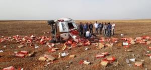 Diyarbakır'da trafik kazası: 1'i ağır 2 yaralı