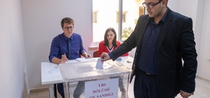 Öğrenci temsilcisi seçimleri başladı