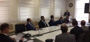 Bitlis il istihdam ve mesleki eğitim kurulu toplantısı yapıldı
