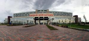 Şehir Hastanesi açılıyor Eskişehir İl Sağlık Müdürü Doç. Dr. Uğur Bilge açılış tarihi açıkladı Bin 86 yatak kapasiteli modern hastane 30 Ekim 2018 tarihinde açılacak