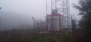Baz istasyonundan akü çalan 4 kişi yakalandı