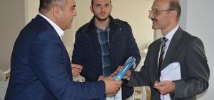 Başkan Erener'den  diyanet çalışanlarına kutlama