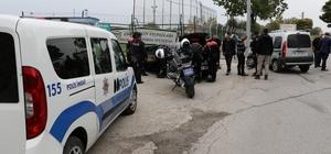 Edirne'de sıcak dakikalar Onlar kaçtı, Yunuslar kovaladı Ruhsatsız silahlar, trafik kazası ve yaralılar hepsi 5 dakika içerisinde oldu