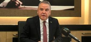 Konyaaltı Kitap Fuarı 9. kez açılıyor Belediye Başkanı Muhittin Böcek, vatandaşları kitap fuarına davet etti