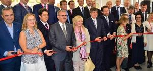 """Antalya'da """"Yaş Sebze Meyve, Depolama, Ambalaj ve Lojistik Fuarı"""" açıldı"""