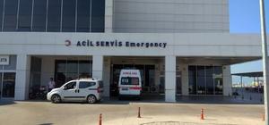 """""""Dur"""" ihtarına uymayan minibüse jandarmadan müdahale: 1 ölü, 7 yaralı"""