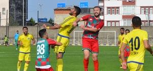 TFF 3. Lig: Fatsa Belediyespor: 0 - Cizrespor: 0