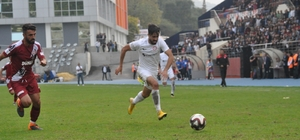 TFF 2. Lig: Zonguldak Kömürspor: 0 - Tokatspor: 0