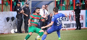 TFF 2. Lig: Amed Sportif Faaliyetler: 0 - Niğde Anadolu Futbol Kulübü: 1