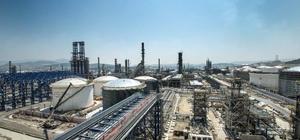 6,3 milyar dolarlık yatırım değeri ile STAR Rafineri STAR Rafineri, Cumhurbaşkanı Recep Tayyip Erdoğan ve Azerbaycan Cumhurbaşkanı İlham Aliyev'in katılımıyla yarın açılıyor STAR Rafineri, işletme döneminde bin 100 kişiye istihdam sağlayacak Yıllık 10 milyon ton ham petrol işleme kapasitesine sahip Petrol ürünleri ithalatında her yıl 1,5 milyar dolar civarında tasarruf sağlayacak