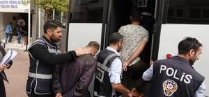 23 kişinin ölümüne neden olan kaçakçılar para derdine düşmüş Kaza yapan kamyonun şoförünün ardından 11 kişi daha adliyeye