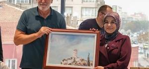 Hadzici Belediye Başkanı Eyuboviç Meram'da
