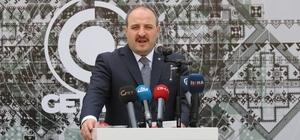 """Bakan Varank: """"Üretimde yapısal dönüşüme ihtiyacımız var"""" GETHAM'ın açılışı Sanayi ve Teknoloji Bakanı Mustafa Varank'ın katılımıyla gerçekleştirildi"""