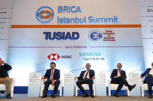 2018 BRICA İstanbul Zirvesi