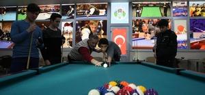 29 Ekim bilardo turnuvası Akyazı'da yapılacak