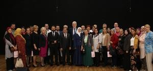 """Bosna Hersek'in Hadzici Belediyesi heyeti Kayseri'de Hacılar Belediyesi Başkan Vekili Özdoğan, """"Kardeşliğinizi bakışlarınızdan hissediyorum"""""""
