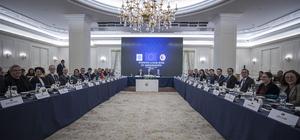 TOBB, İKV ve AB Türkiye Delegasyonu Çalışma Toplantısı