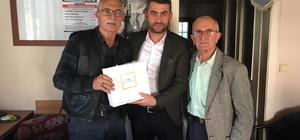 Hastane muhtarları unutmadı Büyük Anadolu Hastanelerinden muhtarlara ziyaret