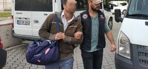 Samsun'da FETÖ'den 1 asker tutuklandı, 8 askere adli kontrol