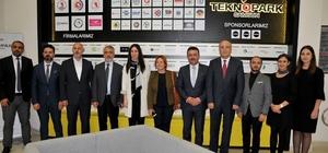 Samsun Teknopark'taki firmalardan 14 milyon TL AR-GE, 3,3 milyon dolar da ihracat geliri AK Parti Genel Başkan Yardımcısı Çiğdem Karaaslan Teknopark'ı ziyaret etti