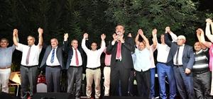 3.Geleneksel Yöre Dernekleri Şenliği başladı Türkiye'nin renkleri Çukurova'da buluştu
