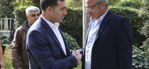 Murat Cavcav, TSYD Ankara Şubesini ziyaret etti