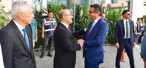 Türkiye ve KKTC arasındaki ilişkiler değerlendirildi