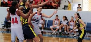 Türkiye Kadınlar Basketbol Süper Ligi: Gündoğdu Adana Basketbol: 70 - Fenerbahçe: 68