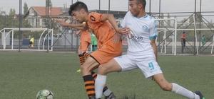 Kayseri 1. Küme U-19 Futbol Ligi Kayseri Yolspor-Tomarza Belediye: 7-0