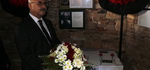 AB büyükelçileri Aydın'da Ara Güler'i andı