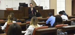 Eğitimcilere çevre semineri