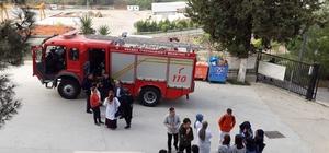 Okulda lavaboya dökülen kimyasal maddeler patladı: 1 yaralı 112 Acil Yardım ekipleri patlamada alarma geçti