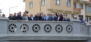 """Başkan Altay: """"İlçelerimizin cazibesi gün geçtikçe artıyor"""""""