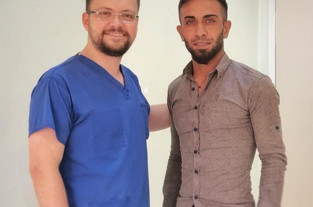 Cizre'de ilk defa iki kapalı taş ameliyatı bir seansta yapıldı