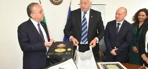 Edirne ile Filibe arasında işbirliği protokolü imzalandı