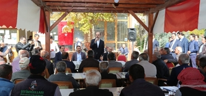 Başkan Altay, Çeltik ve Yunak'ta vatandaşlarla buluştu